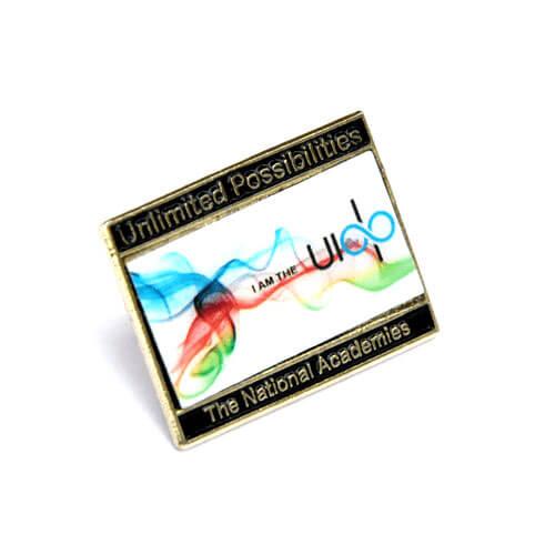 Offset Digital Lapel Pins 3